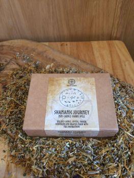 Shamanic Journey - Mini Candle Charm Spell