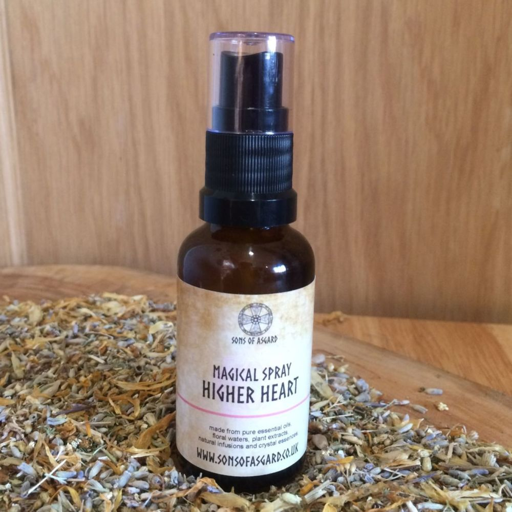 Higher Heart 30ml Mini Magical Spray