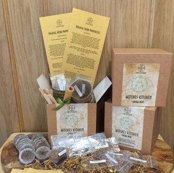Witches Kitchen - Grow Box