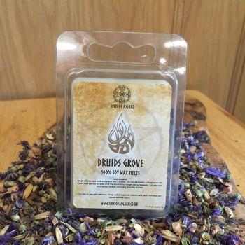 Druids Grove Soy Wax Melts
