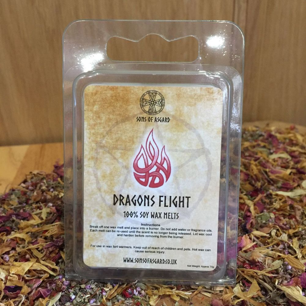 Dragons Flight Soy Wax Melts