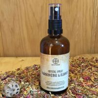 Frankincense & Fluorite