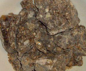 Benzoin Gum - Apothecary Jar