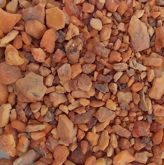 Benzoin Granules - Apothecary Jar