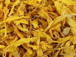Sunflower Petals - Apothecary Jar