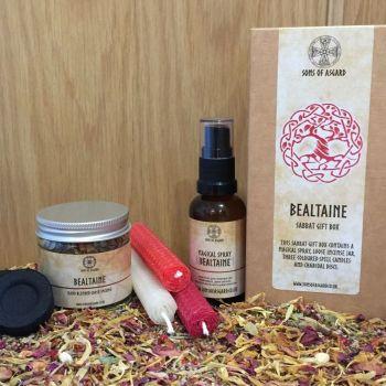 Bealtaine Sabbat Gift Box