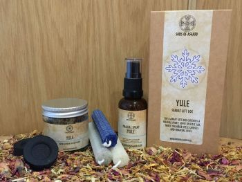 Yule Sabbat Gift Box