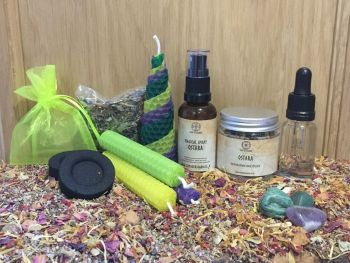 Ostara Sabbat Celebration Gift Box