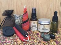Samhain Sabbat Celebration Gift Box
