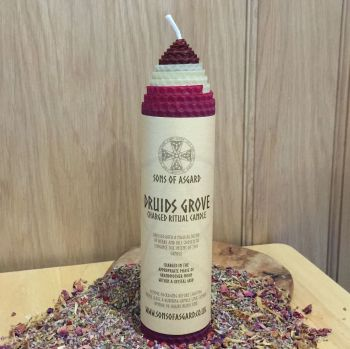 Druids Grove - Ritual Candle