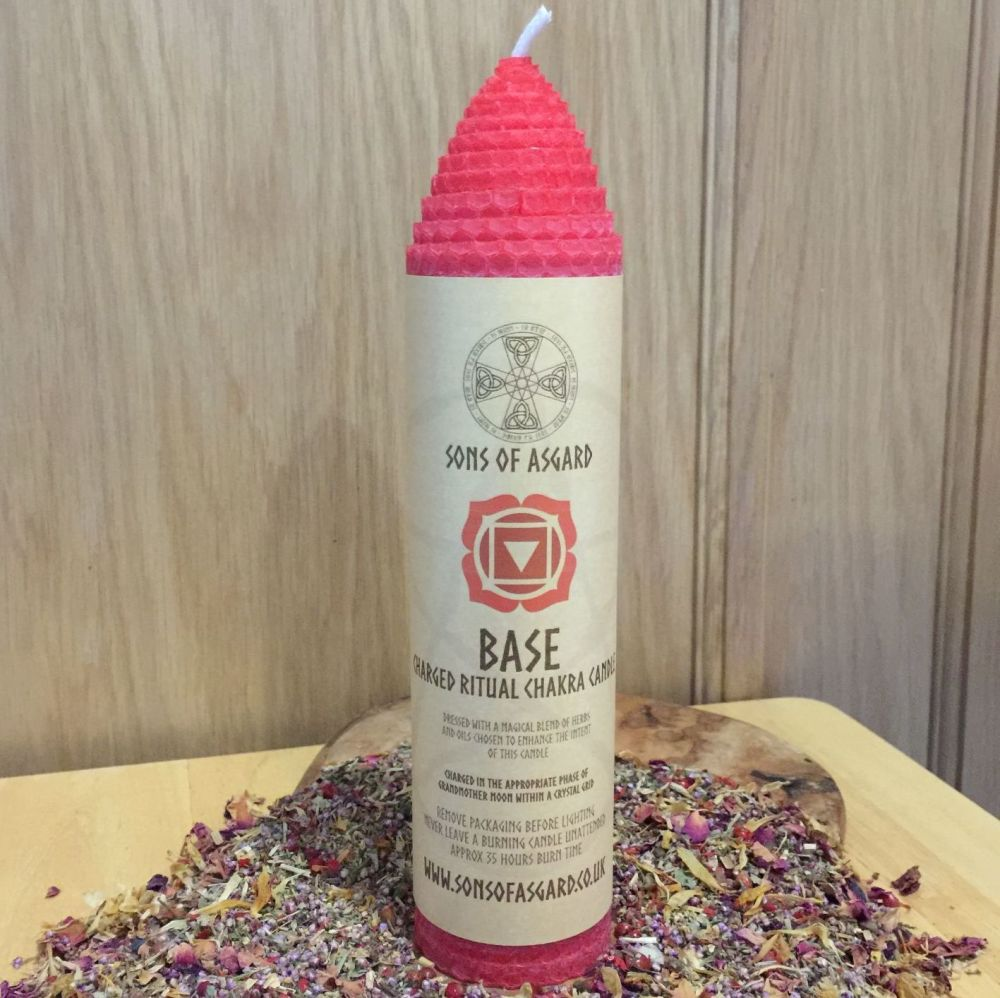 Base - Ritual Candle