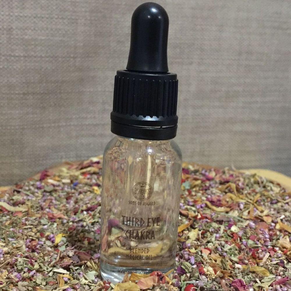 Third Eye Chakra - Magical Oil