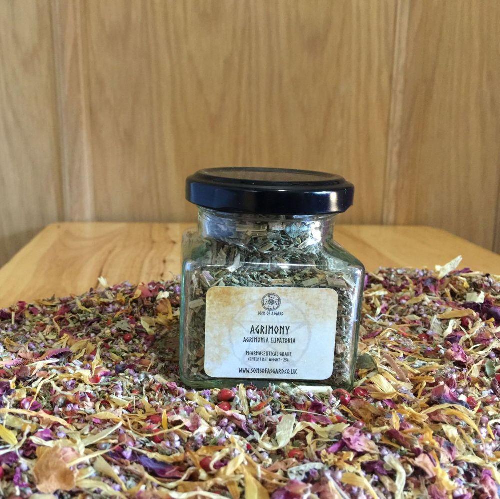 Agrimony - Apothecary Jar