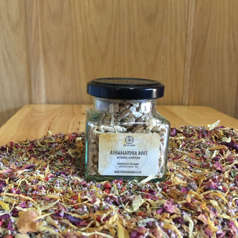 Ashwagandha Root - Apothecary Jar