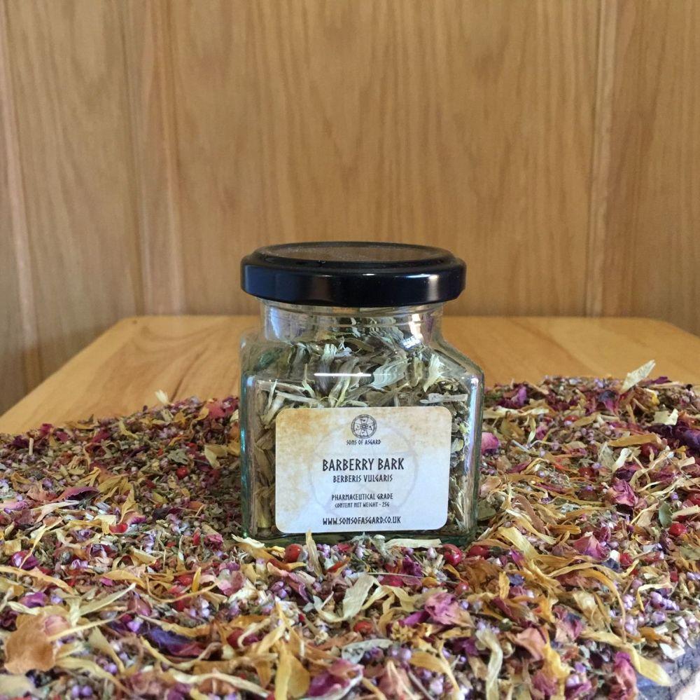 Barberry Bark - Apothecary Jar