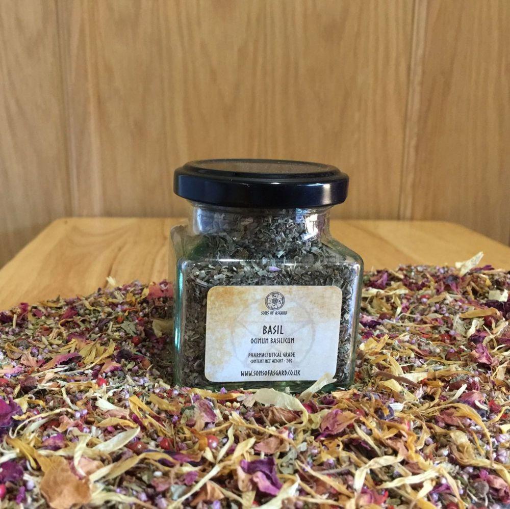 Basil - Apothecary Jar
