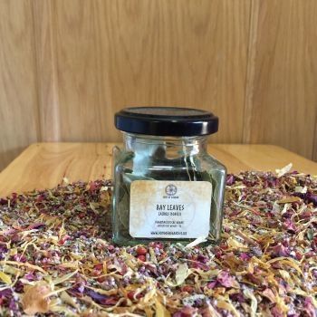 Bay Leaves - Apothecary Jar