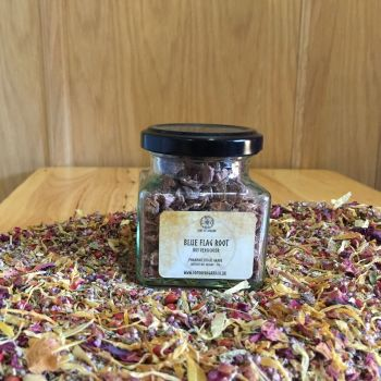 Blue Flag Root - Apothecary Jar