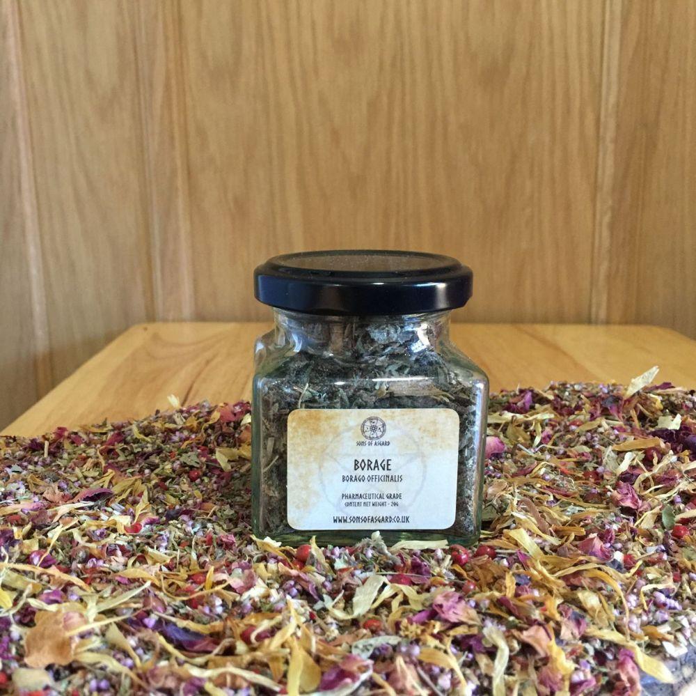 Borage - Apothecary Jar