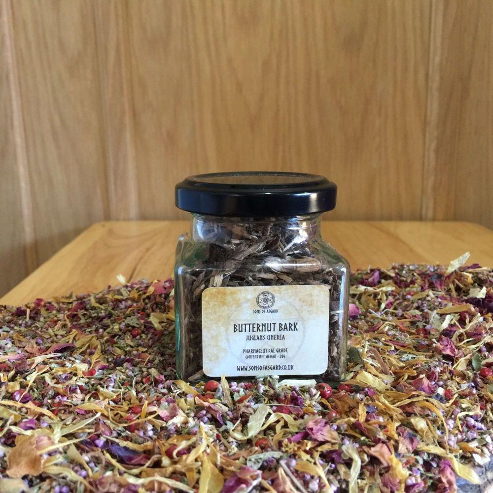 Butternut Bark - Apothecary Jar