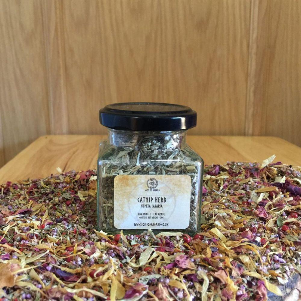 Catnip Herb - Apothecary Jar