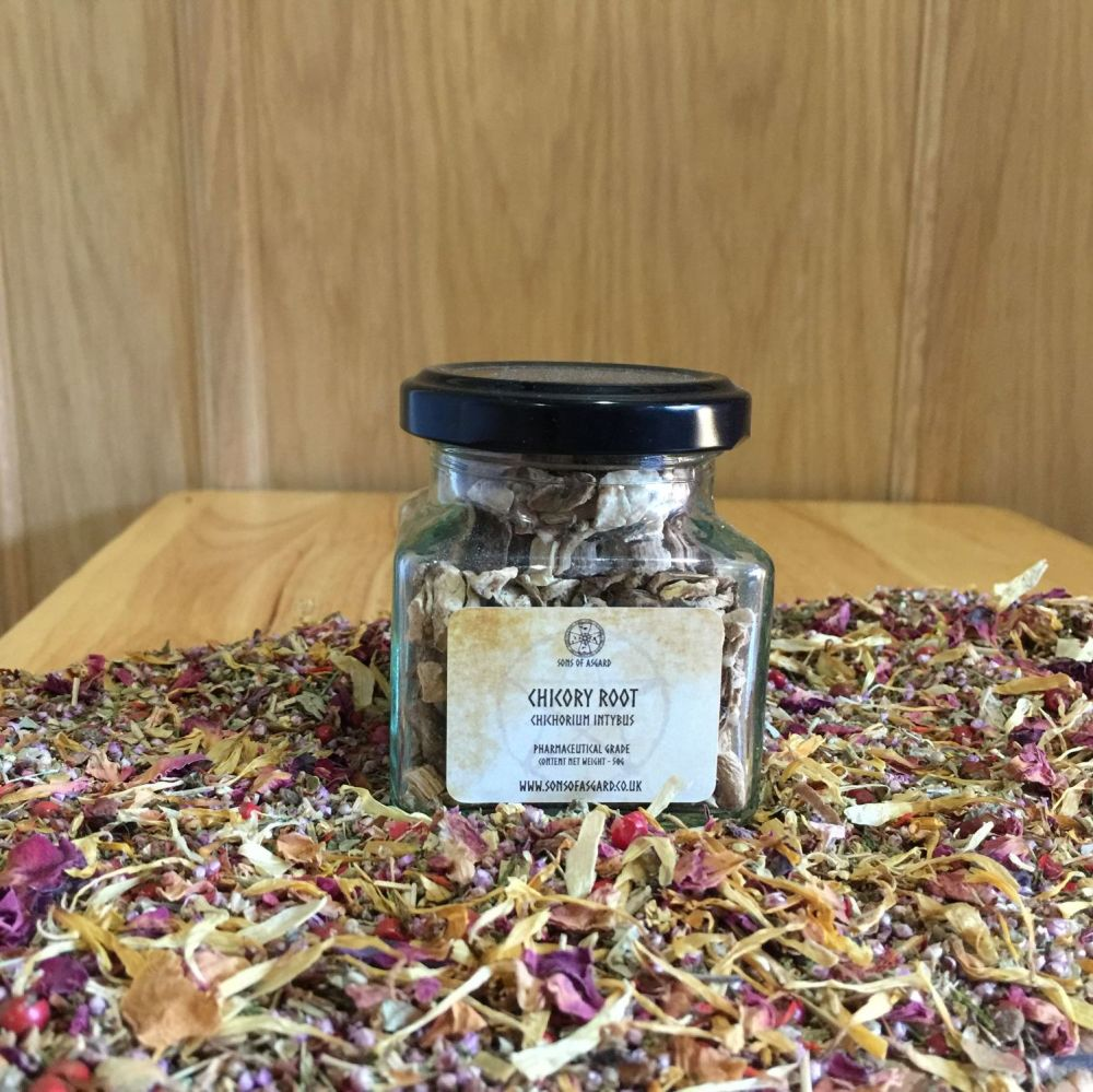Chicory Root - Apothecary Jar