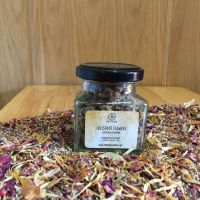Coltsfoot Flowers - Apothecary Jar