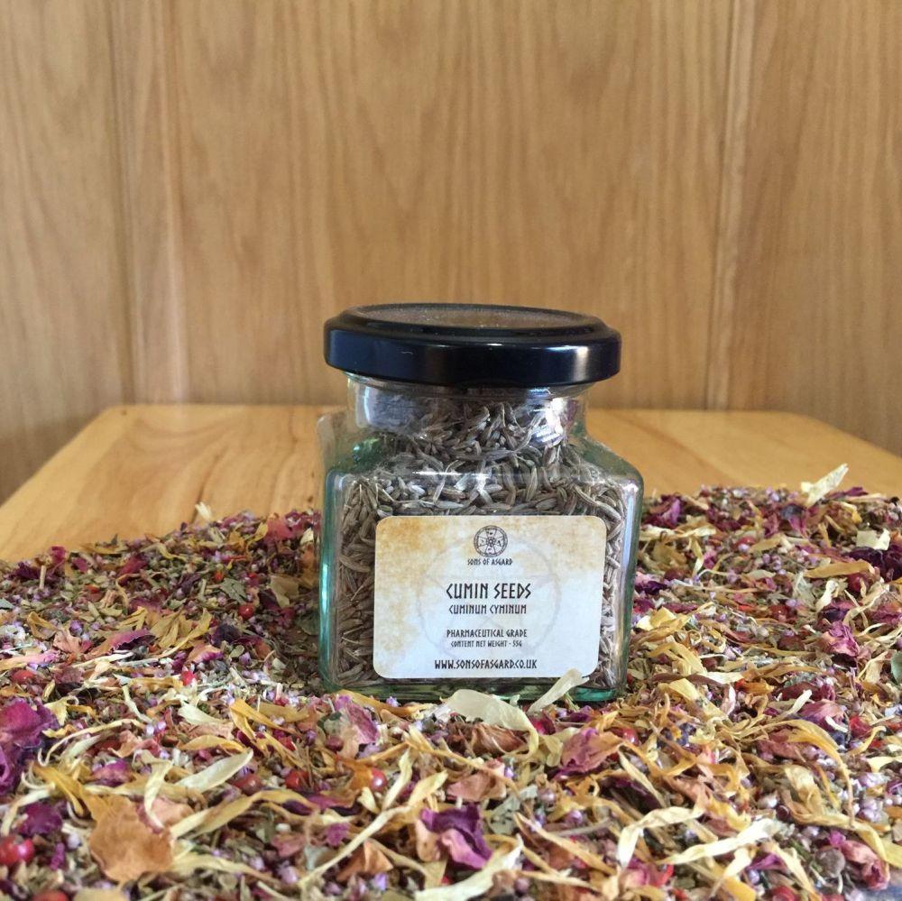 Cumin Seeds - Apothecary Jar