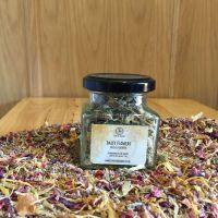 Daisy Flowers - Apothecary Jar
