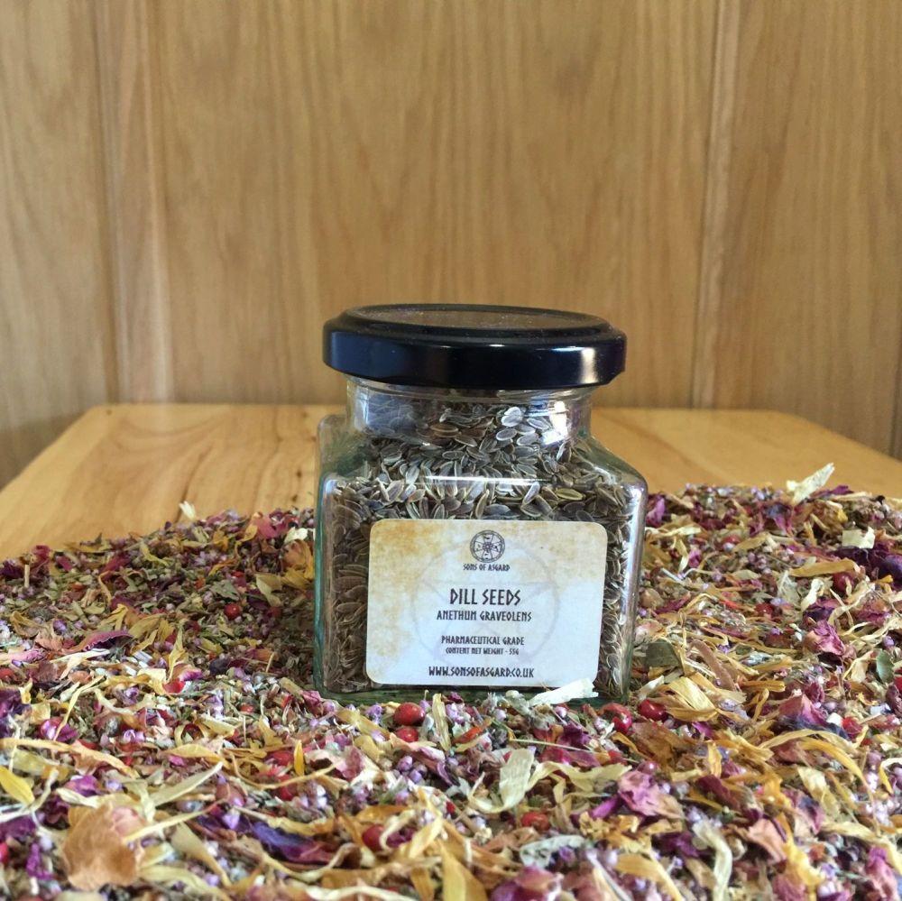 Dill Seeds - Apothecary Jar