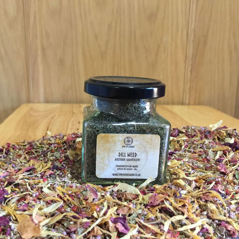Dill Weed - Apothecary Jar
