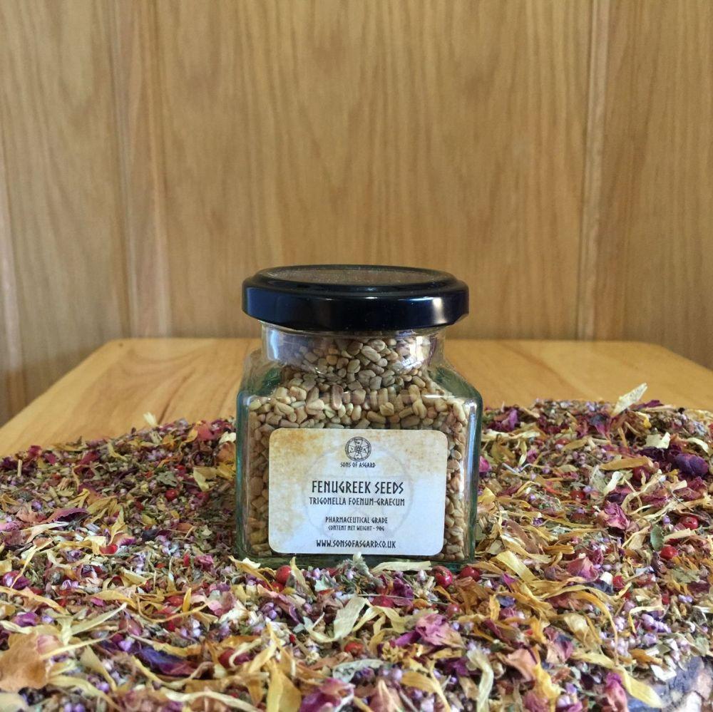 Fenugreek Seed - Apothecary Jar