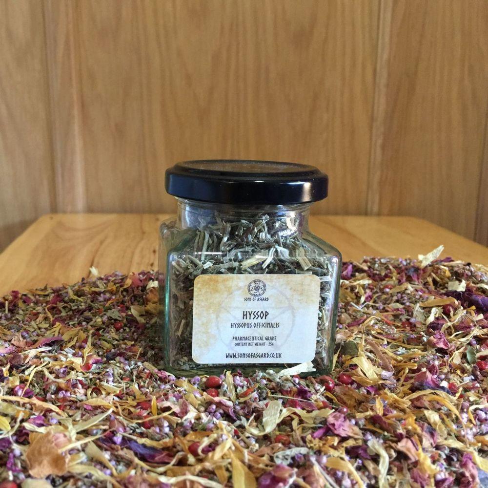 Hyssop - Apothecary Jar