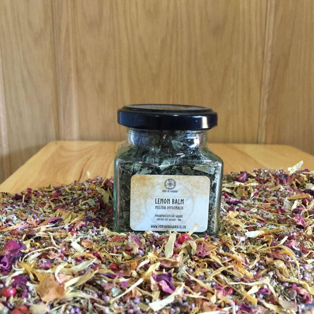 Lemon Balm - Apothecary Jar