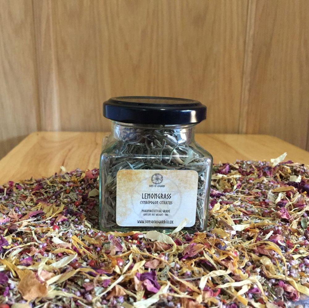 Lemongrass - Apothecary Jar