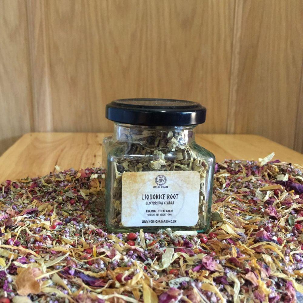 Liquorice Root - Apothecary Jar