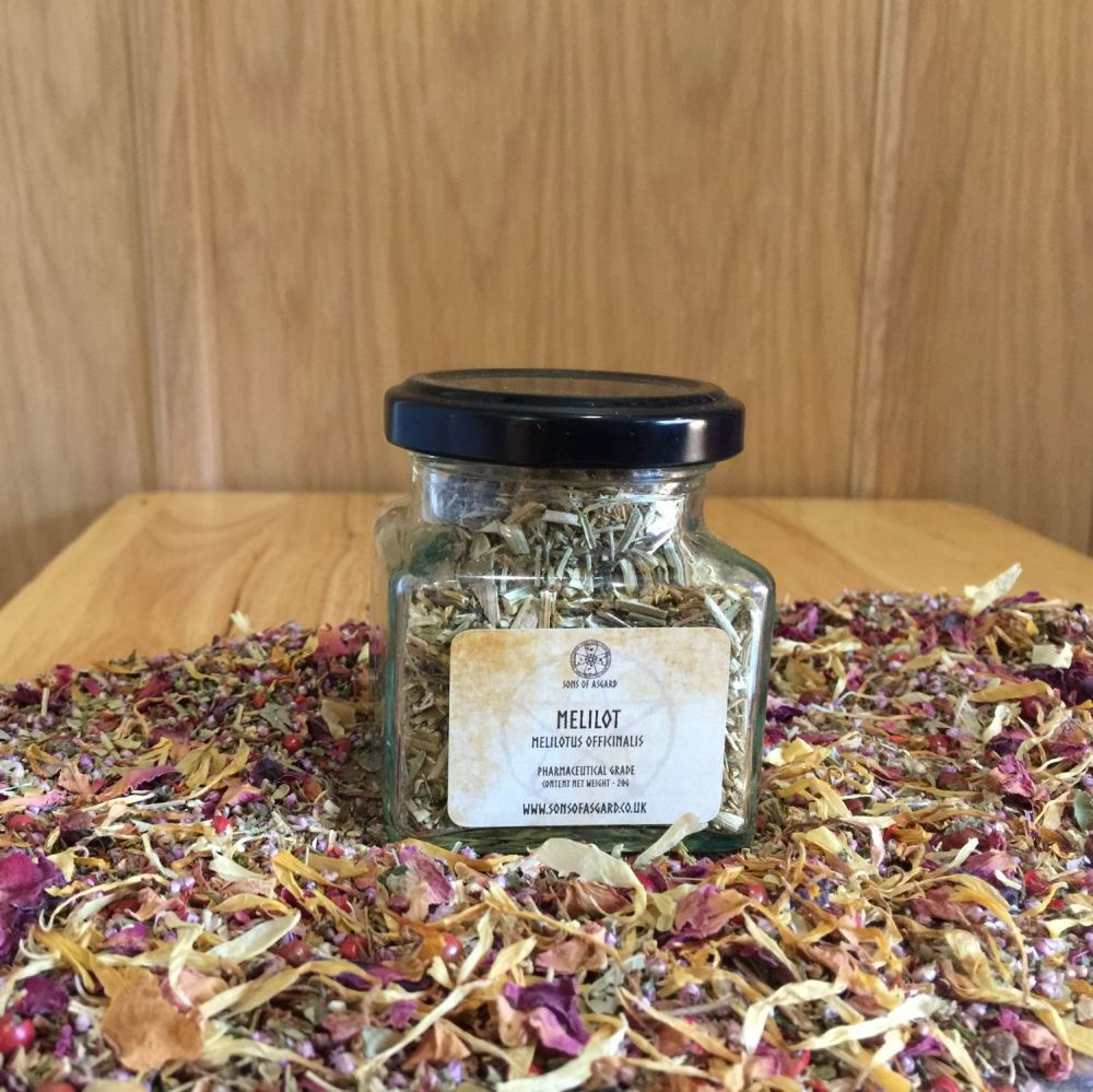 Melilot - Apothecary Jar
