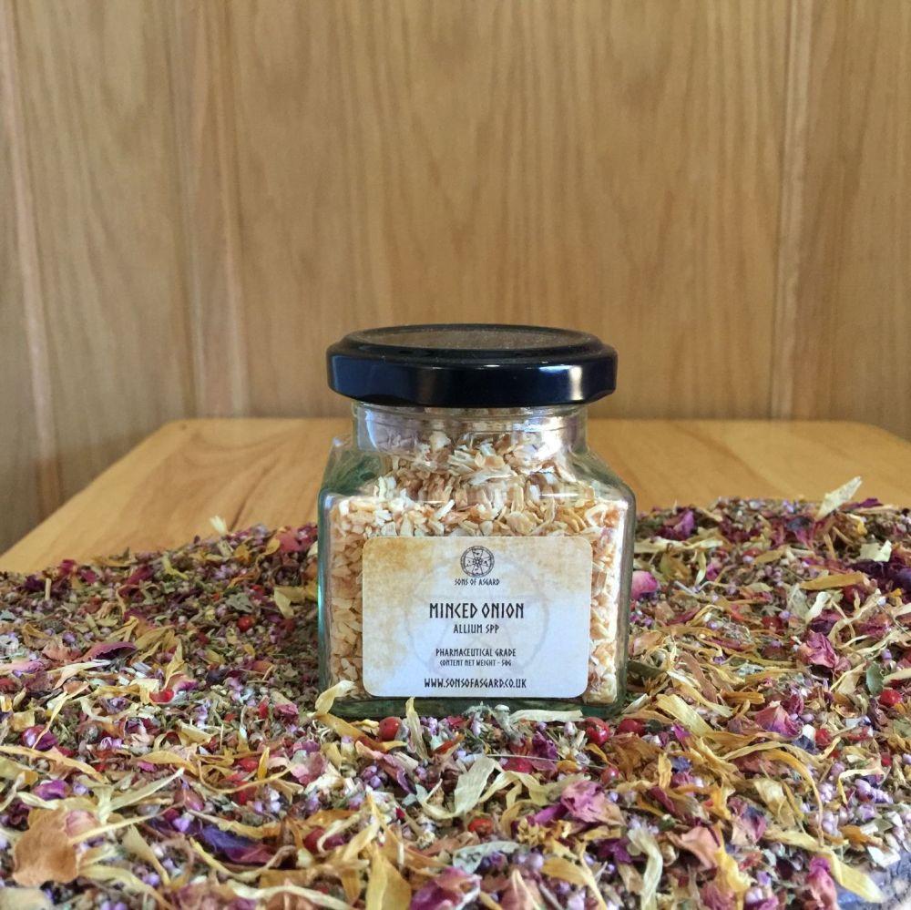Minced Onion - Apothecary Jar