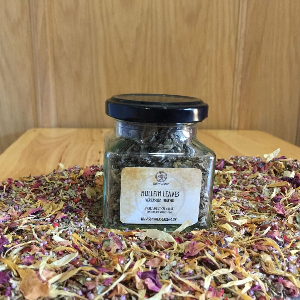 Mullein Leaves - Apothecary Jar