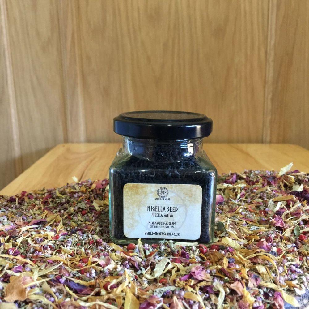 Nigella Seed - Apothecary Jar