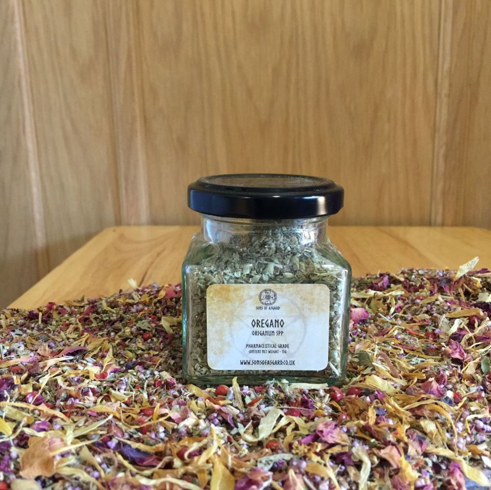 Oregano - Apothecary Jar
