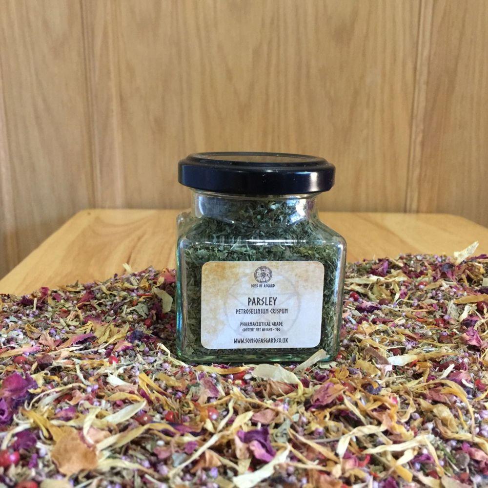 Parsley - Apothecary Jar