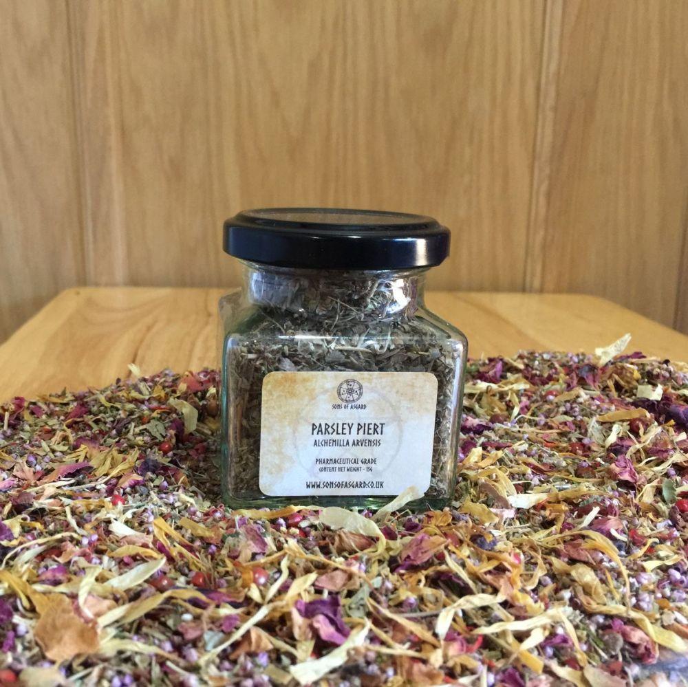 Parsley Piert - Apothecary Jar