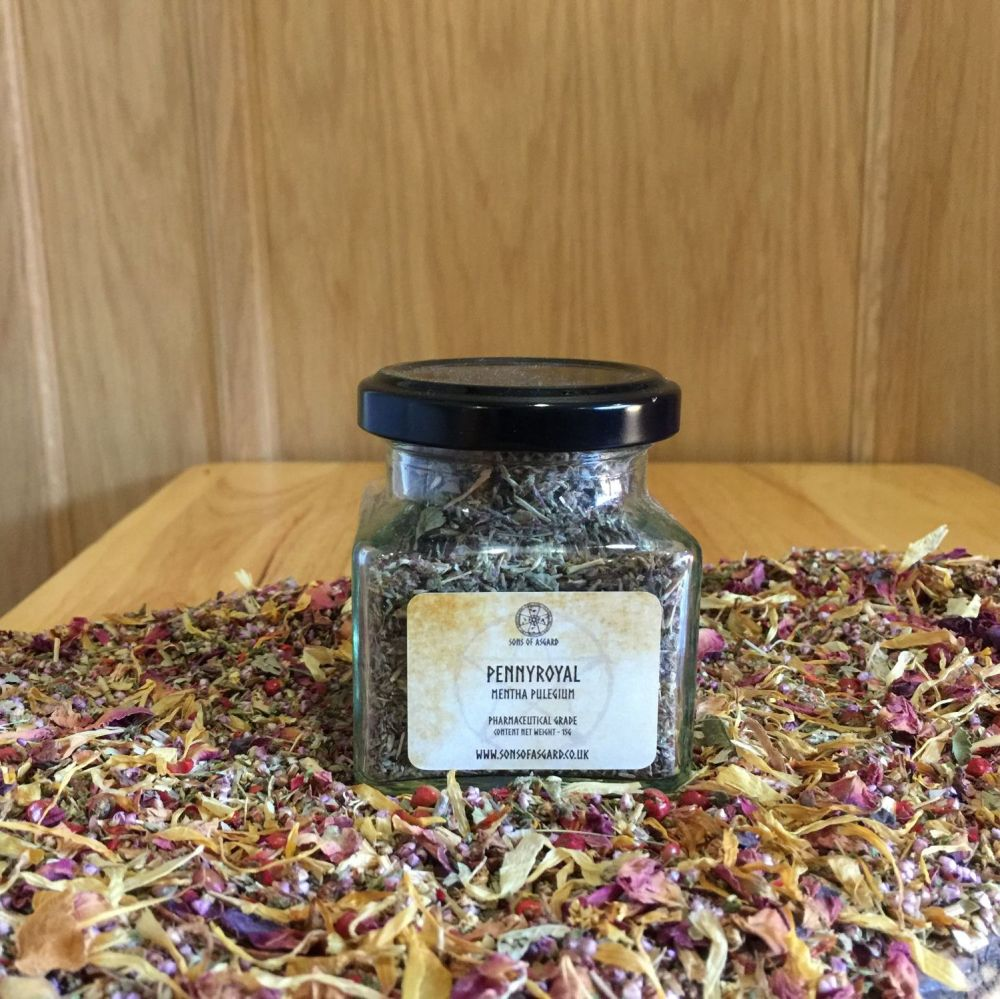Pennyroyal - Apothecary Jar