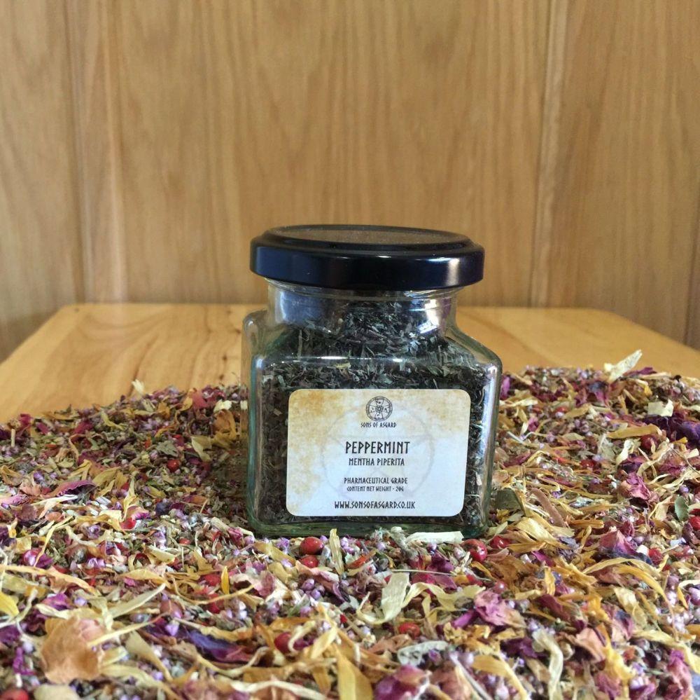 Peppermint - Apothecary Jar