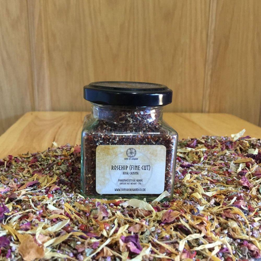 Rosehip (Fine cut) - Apothecary Jar