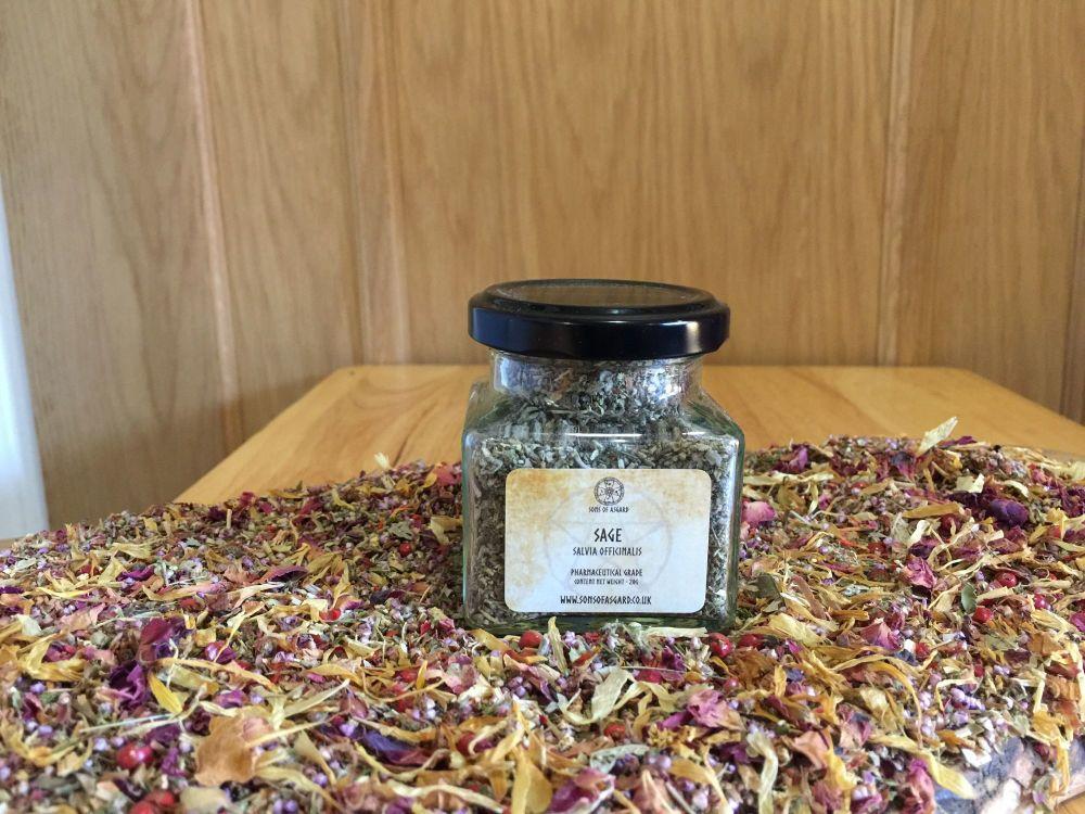Sage - Apothecary Jar