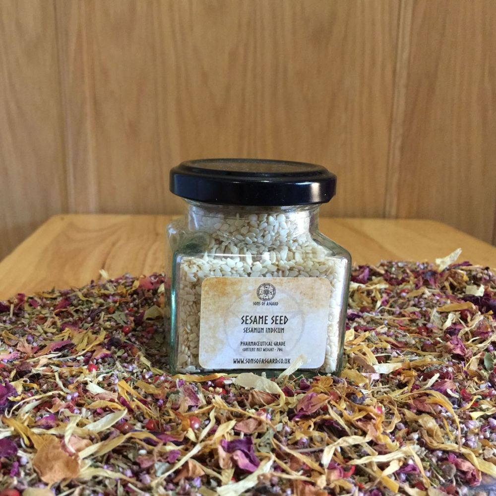 Sesame Seed - Apothecary Jar