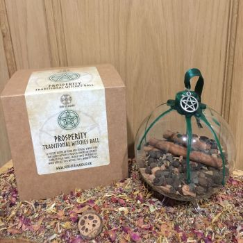 Prosperity - Traditional Witches Ball