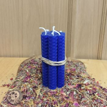 Cobalt Blue Spell Candles